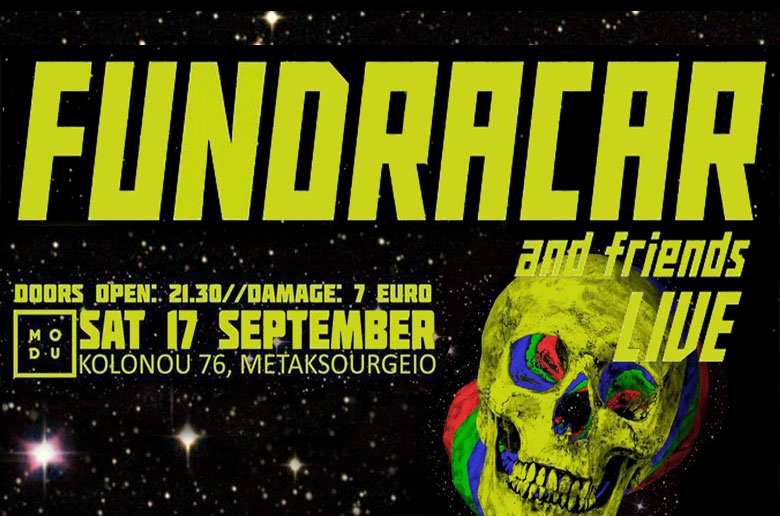 Fundracar & Friends Live at Modu