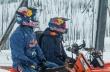 Snow biking από τους Ronnie Renner & Robbie Maddison