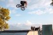 Εντυπωσιακά BMX tricks από τον Πάνο Μανάρα στη Ναύπακτο
