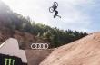 5 θεαματικά στιγμιότυπα από το Audi Nines MTB