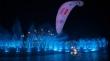 Paragliding πάνω από τo Σιντριβάνι του Φοινικόδεντρου