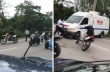 Οδηγοί εναντίον αστυνομικών