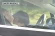 Οδηγός κοιμάται και το tesla πηγαίνει μόνο του με 100 χλμ/ώρα