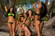 Τα Monster Girls στην Καραϊβική