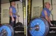 89χρονος κάνει άρσεις θανάτου με 187 κιλά