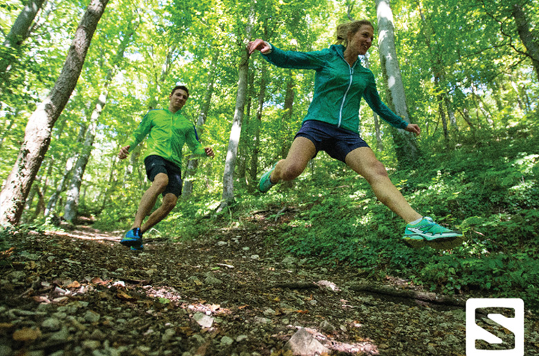 Salomon Mountain Run powered by Runner Store