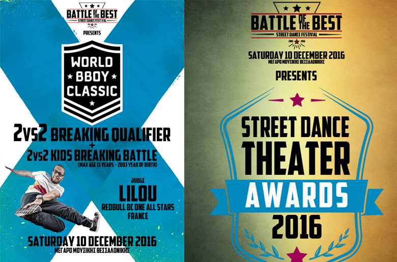 Battle of the Best Thessaloniki 2016