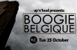 Boogie Belgique Live